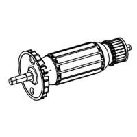 Induit/Moteur Protool 639015 pour AGP 150-16, RGP 130-16, WCP 32