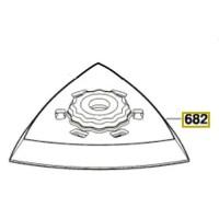 Plateau 1 600 A00 8LS outil mutli-fonction Bosch : PMF 220 CE