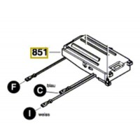 Régulateur 1 607 233 291 meuleuse Bosch : GWS 14-125 CI, GWS 1400
