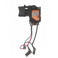 Interrupteur Makita TG553FSB-2 visseuse BTP130, BTP140 ref. 650568-2