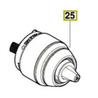 Mandrin Bosch 2 609 112 024 pour GSR 18V-85C, GSB 14,4 VE-EC