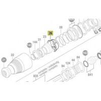 Disque de commande Bosch 1 610 290 076 pour GBH 5-40 DE, GBH 5-40 DCE, GSH 5 E, GSH 5 CE