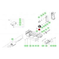 Grande poulie 731967 ponceuse Festool BS 75, BS 75 E, BS 75 ESR