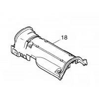 Carter d'engrenage 154499-2 pour scie sabre Makita JR3050T