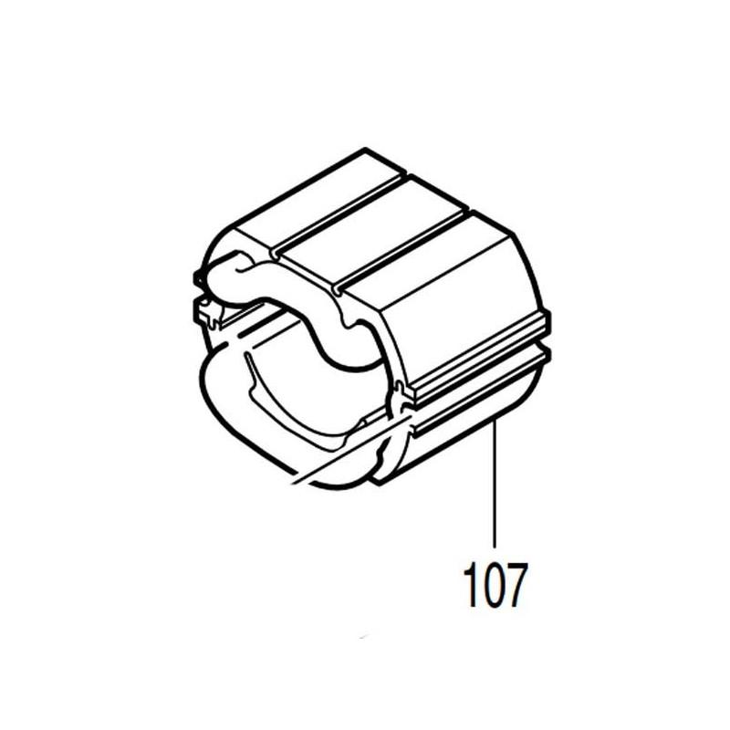 inducteur 525743 8 pour scie plongeante makita ca5000 sp6000. Black Bedroom Furniture Sets. Home Design Ideas