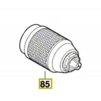 Mandrin perceuse Bosch GSB 21-2 RE GSB 21-2 RCT PSB 1000-2 RCA