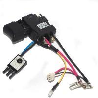 Interrupteur 6506531 visseuse Makita BDF441, BDF451, BHP451, DHP451
