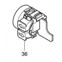 Interrupteur 638470-9 pour tournevis Makita TD020D