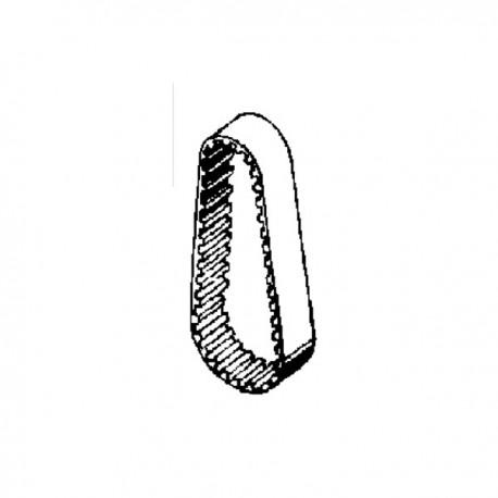 Courroie 462072 pour ponceuse à bande Festool BS 105, BS 105 E