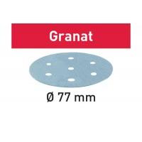 50 Abrasifs Festool - Ø77 - Grain 80