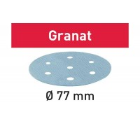 50 Abrasifs Festool - Ø77 - Grain 500