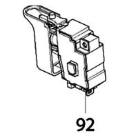 Interrupteur 650721-0 pour perforateur Makita DHR264