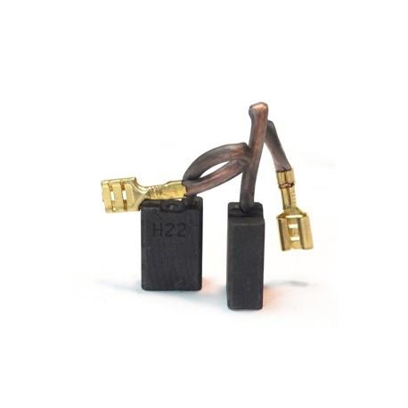 Charbon AEG 4931329116 et 4931369479 avec rupteur