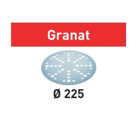 25 Abrasifs Festool Granat STF D225/48 P80 GR/25 - 205655