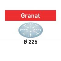 25 Abrasifs Festool Granat STF D225/48 P180 GR/25 - 205660