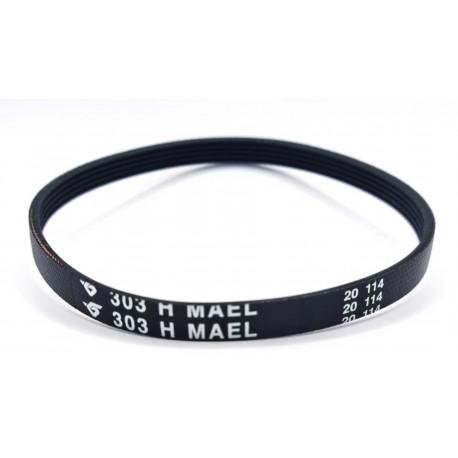Courroie 448235 pour rabot Festool EHL 65 E, EHL 65 EQ