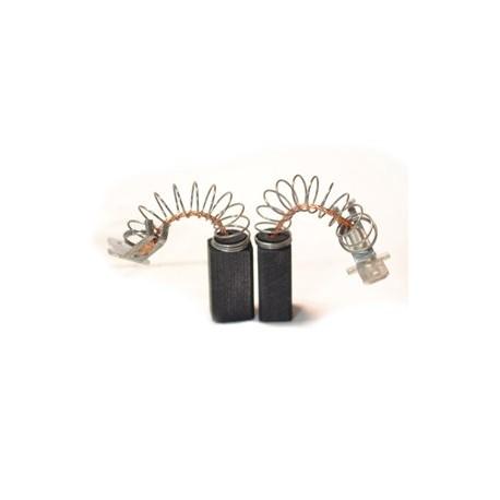Charbon Bosch pour ponceuse LB110, LB75, LC100, LC75, PR170, PV175 et scie SC180, SC200, SC230