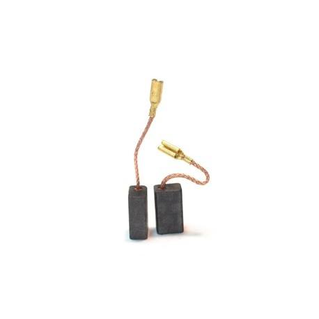 Charbon AEG pour meuleuse WS6-100, WS6, WS6-125 – 110V