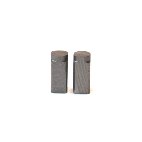 Charbon Black & Decker pour taille-haies 8209 TYPE 1, 8255A TYPE 1