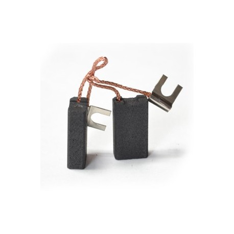 Charbon Black & Decker pour meuleuse P5901, P5911, PAG617, PAG618, PRO2000