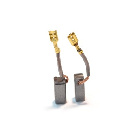 Charbon Bosch pour perforateur 11536 VSR, GBH 36 VF-LI, GBH 36 V-LI