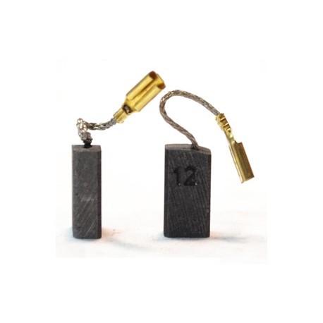 Charbon Bosch 1607014144 et 1607014145