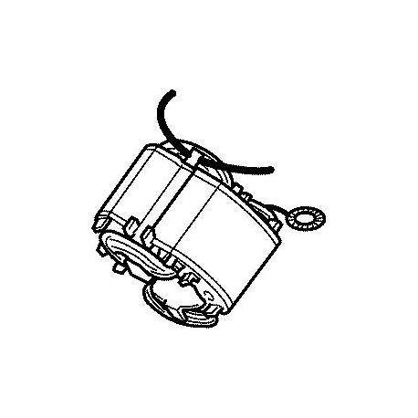 Inducteur Makita pour scie radiale LS1214, LS1214L